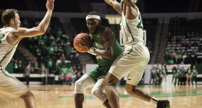 Seventh straight loss rounds out season for Mean Green