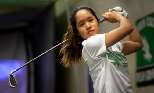 Women's golf prepares for harsh conditions in upcoming tournament