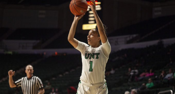 North Texas advances to the WBI championship
