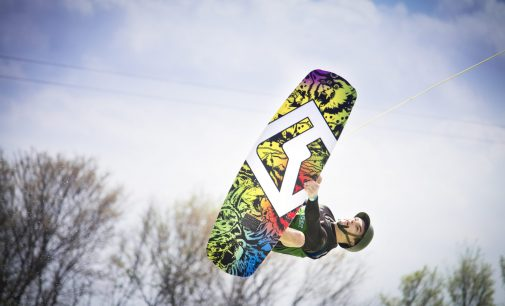 In the wake of first tournament, UNT wakeboarding club prepares for future competitions
