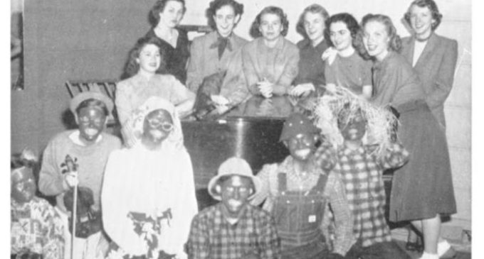 Racist imagery found in past UNT yearbooks