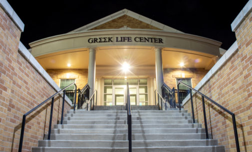 UNT Greek Life Center approved for early voting and Election Day polling location