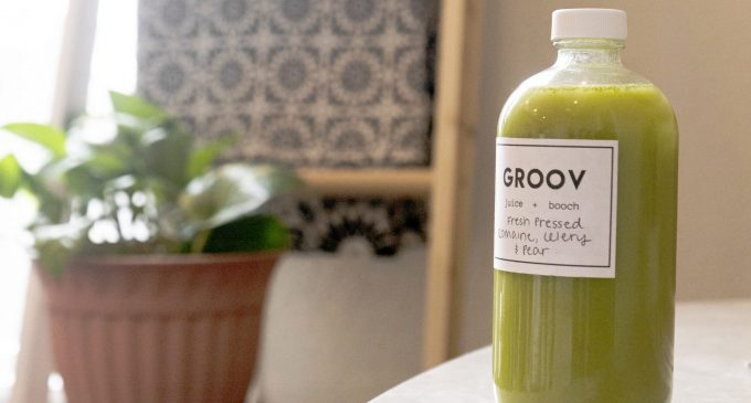 Groov owners blend together friendship and passion for veganism