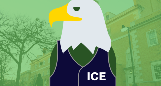 UNT should not invite ICE to campus — especially without warning