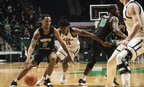 Mean Green suffer sixth straight loss on Senior night