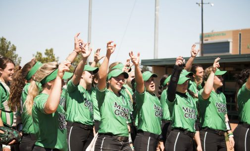 Softball takes control of first place in conference in win versus Louisiana Tech
