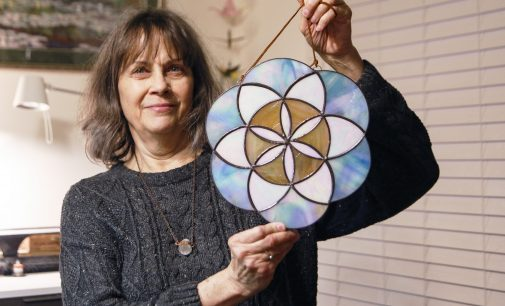 Solasta Stained Glass shines bright with nature-inspired art
