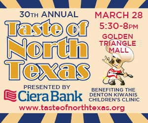 Kiwanis of Denton - 30th Taste 2019