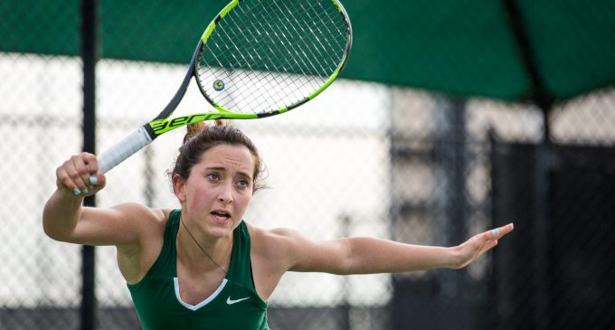 Tennis hopes to get back at Old Dominion for 2018 tournament loss