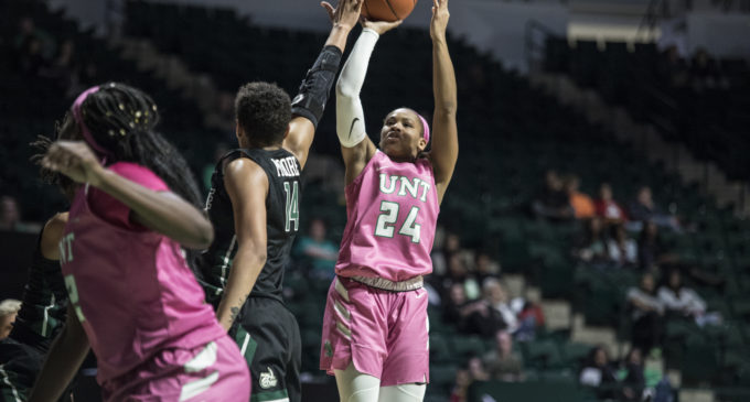 Mean Green lose to Western Kentucky on Senior Night