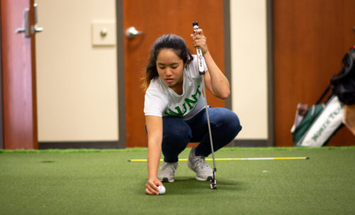 """Women's golf prepared for """"weakest field"""" of competition in C-USA Championships"""