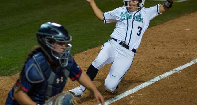 Softball extends winning streak to seven, sweeps St. Mary's