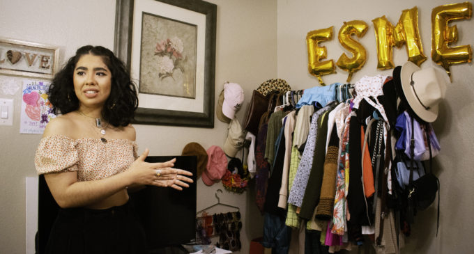 Chicana stylist threads Mexican culture into fashion
