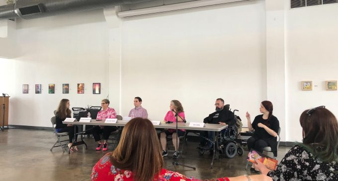 Panel discusses disability perspectives, possibilities in Denton community