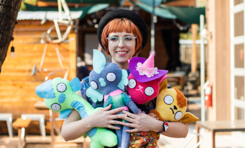 Egan Street Design creates plushies for a monstrously good time