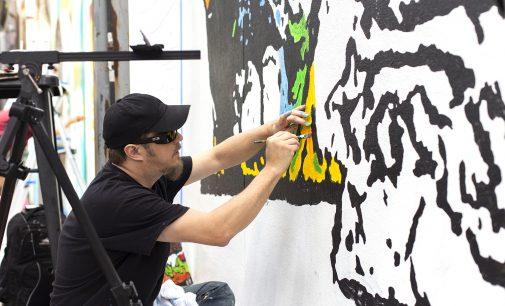 Annual LSA Mural Project gives rooftop dwellers new eye candy