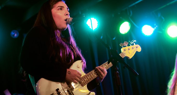 Technicolor Hearts and The Bralettes usher in a new era at Rubber Gloves during Thin Line Fest