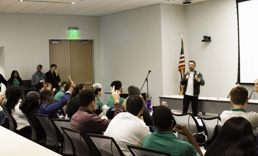 SGA candidates kick-start campaigns for the year