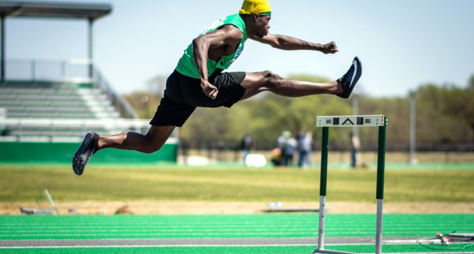 Track and field establishes a new program record at A&M