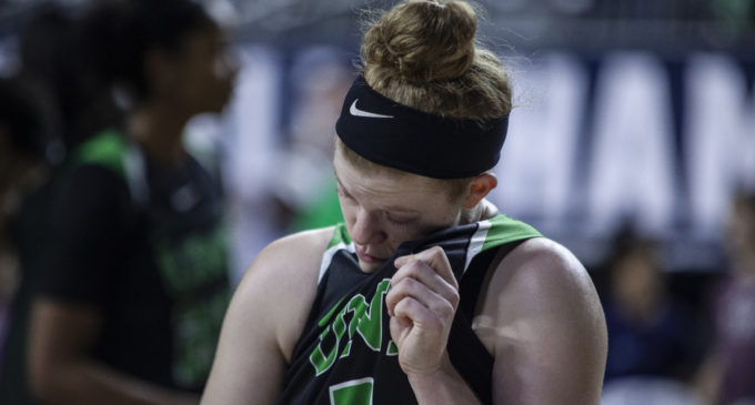 Mean Green fall short in WBI Championship