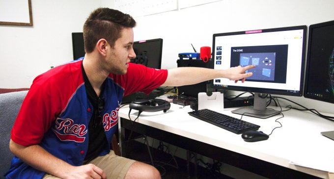 Engineering students receive praise from NASA experts