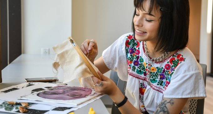 Artist brings light to Chicanx culture and spirituality through art