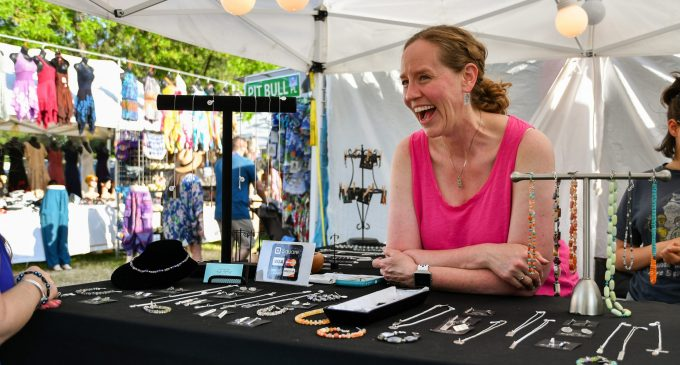 Husband and wife duo find creative outlet in jewelry making