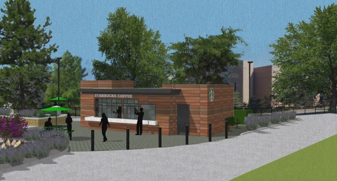 Construction begins on new campus Starbucks with mixed reactions