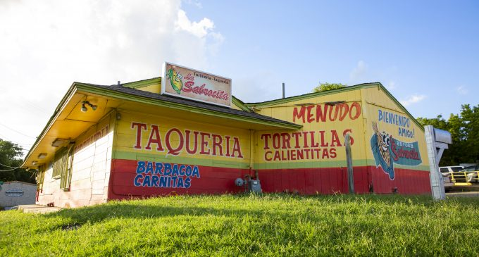 Top 5 Latin Restaurants in Denton