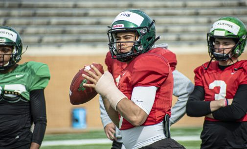 North Texas launches Heisman Trophy campaign for QB Mason Fine