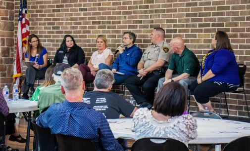 Panel aimed to educate, spread awareness about sex trafficking held in Argyle