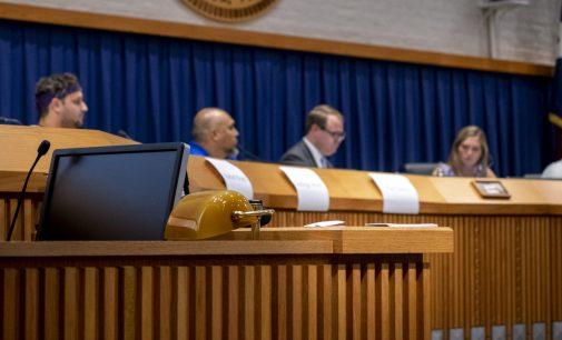 Denton City Council postpones May elections, limits gathering sizes at Friday meeting