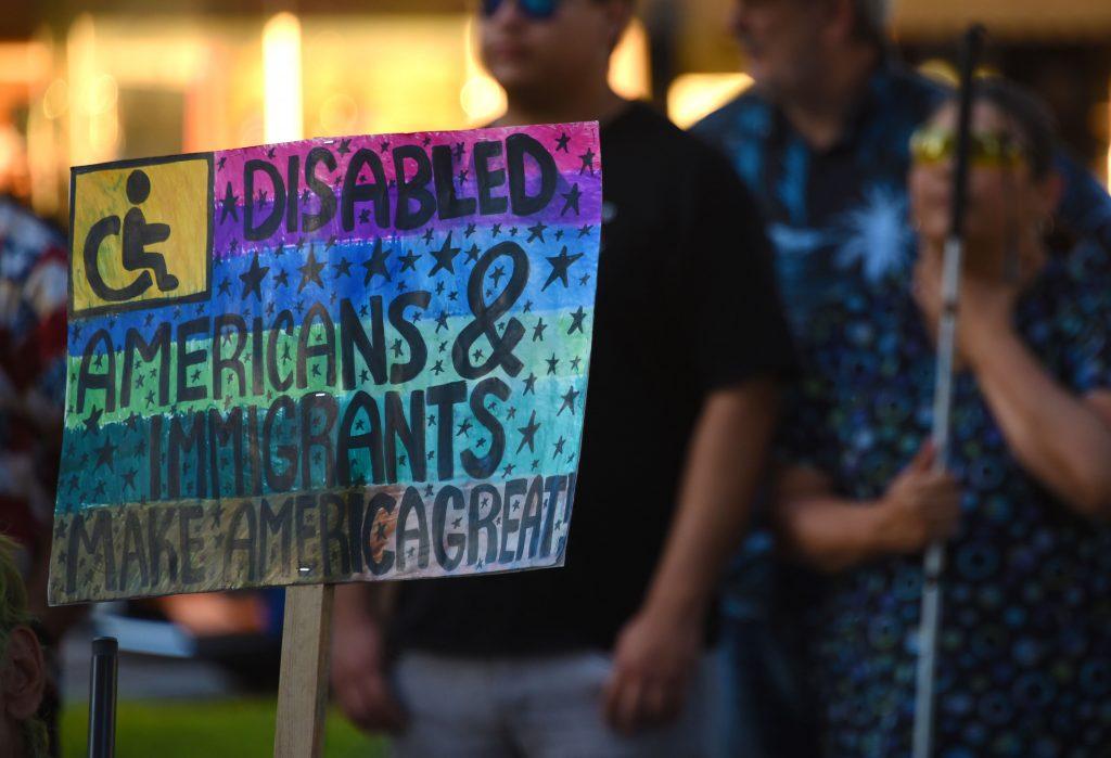 Minority activist organizations in Denton speak out against white supremacy