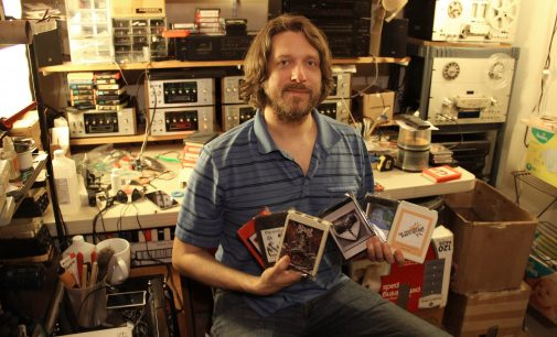 Dead Media Tapes brings new life to analog music