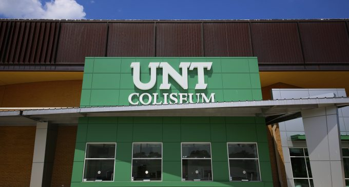 Mean Green fans get opportunity to vote on the new design for UNT's Super Pit