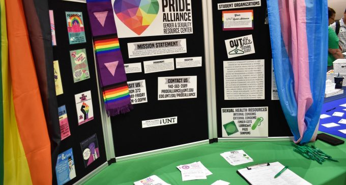 UNT, on-campus groups provide resources for LGBTQ students