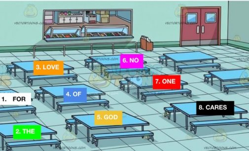 THE DOSE: Take our quiz to find out what table you should sit at!