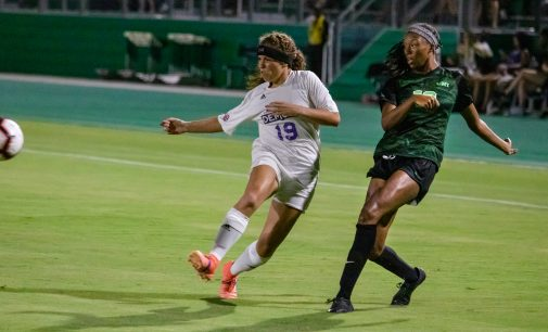 Women's soccer strives to continue winning ways