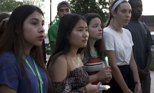 Candlelight vigil held at Clark Park for mass shooting victims