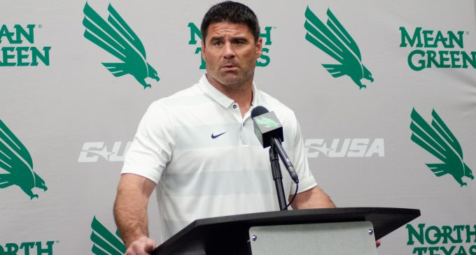 Monday Presser: Littrell speaks on the state of the football team, talks about how COVID-19 has affected the program