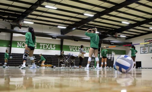 North Texas volleyball prepped for 2019 season