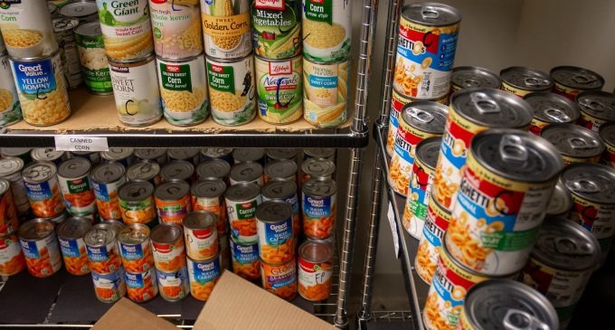 UNT Food Pantry relocation pushed back from Sept. 16 to a later date