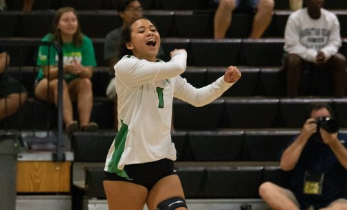 The Life of a Libero: Aleeyah Galdeira