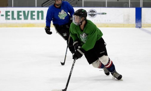 A fresh start for North Texas Ice Hockey
