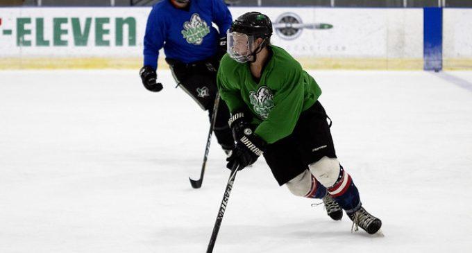 A fresh start for North Texas Ice Hockey
