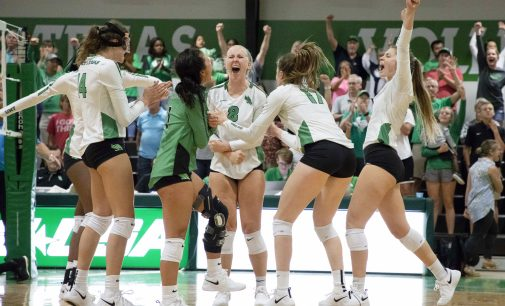 Volleyball utilizes tough pre-conference schedule to prepare for C-USA