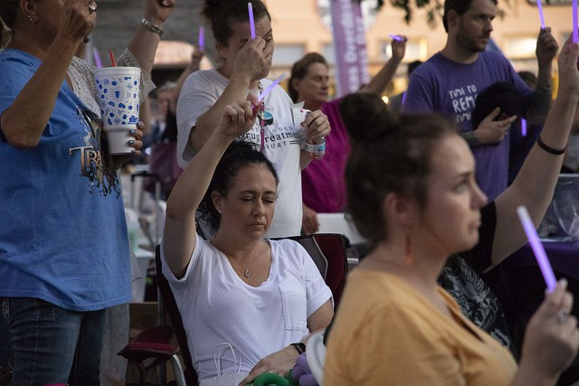 UNT and City of Denton host events for International Overdose Awareness Day