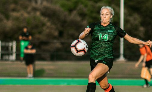North Texas soccer ends road trip with win against Incarnate Word