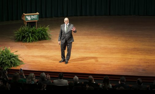 UNT five year plan the focus of Smatresk's 2019 State of the University address