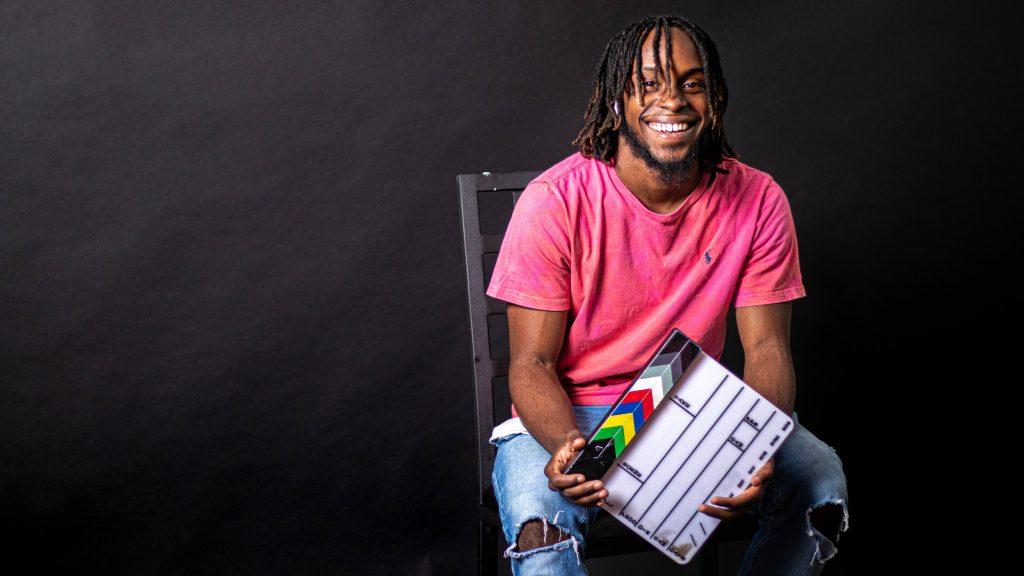 UNT student filmmaker worked with platinum artist
